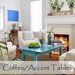 buy coffee accent side tables
