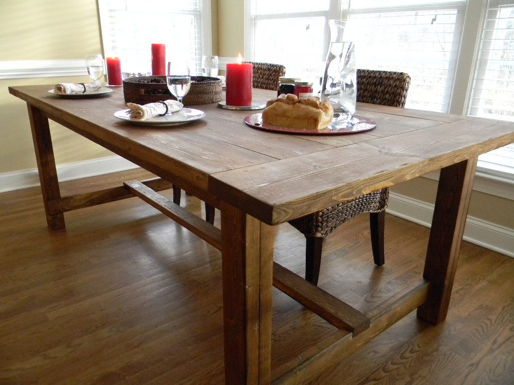 hand painted dining tables | Furniture for the Cottage Life ...