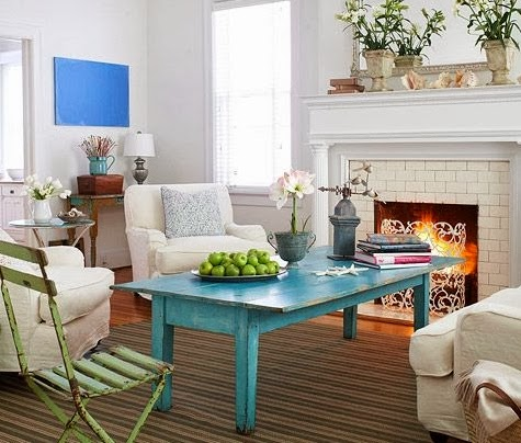 sea-blue-coffee-table