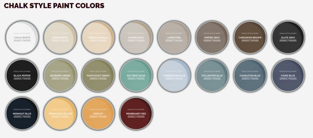 New Paint Line Now Available