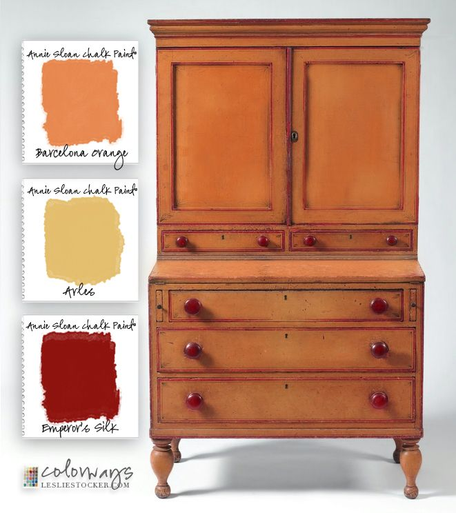 Fall Colors for your Furniture