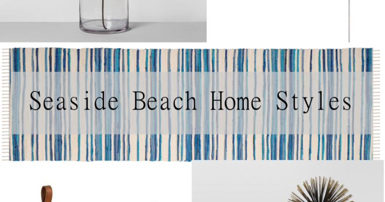 "Introducing ""Seaside Beach Home Styles"""